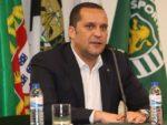 Paulo Pereira Cristóvão demite-se do SportingCP