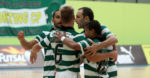 Futsal: 20ª Jornada: SportingCP 4-3 D. Cascais