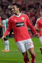 Garay pede para voltar ao Benfica
