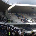 Federação confirma dois jogos à porta fechada em Guimarães