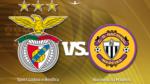 Taça da Liga 14/15 – Grupo A: SLBenfica vs Nacional