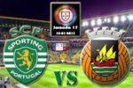 Liga Zon Sagres 14/15 Jornada 17: SportingCP 4-2 Rio Ave