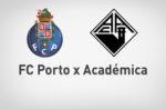 Taça da Liga 14/15 – Grupo D: FCPorto vs Académica