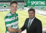 OFICIAL: Azbe Jug rescinde com Sporting