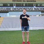 OFICIAL: Cas Peters assina pelo Nacional