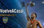 OFICIAL: Tévez no Boca Juniors por 6,5 milhões de euros