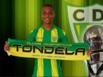 OFICIAL: Erik Mendes assina pelo Tondela