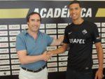 OFICIAL: Gustavo assina pela Académica