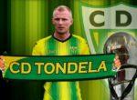 OFICIAL: Markus Berger assina pelo Tondela