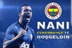OFICIAL: Nani no Fenerbahçe