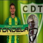 OFICIAL: Raphael Guzzo emprestado ao Tondela