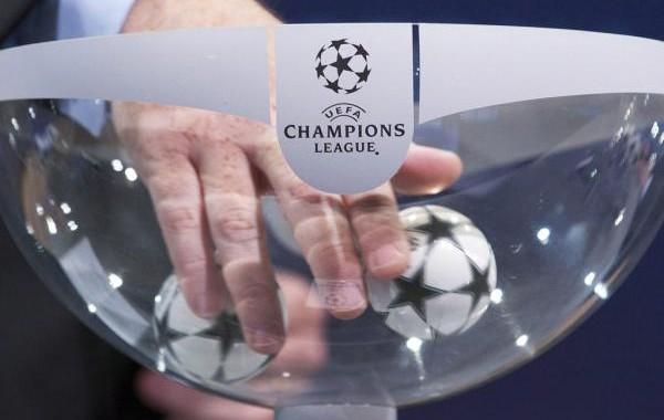 Sorteio dos quartos de final da Liga dos Campeões