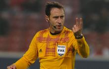 Artur Soares Dias é o árbitro do SC Braga vs SL Benfica