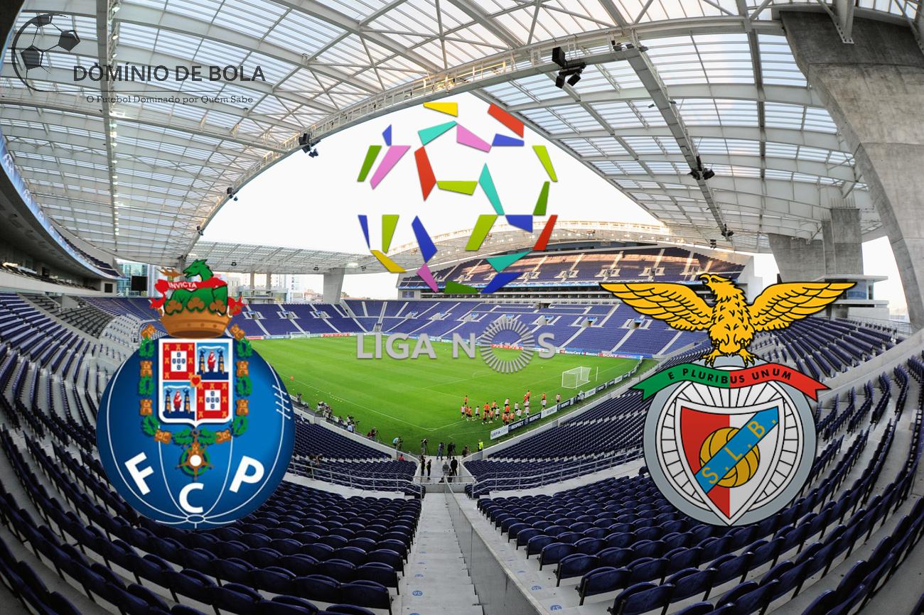 Liga NOS 16/17 | 10ª Jornada: FC Porto 1-1 SL Benfica
