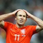 Arjen Robben abandona selecção holandesa
