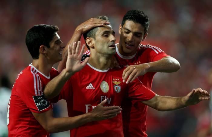 Jonas quer renovar com o SL Benfica