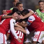 Roubaram todas as chuteiras dos jogadores do SC Braga