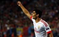 Gonçalo Guedes igual a Messi e Suárez na Liga dos Campeões