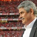 TAD suspende processo disciplinar a Luís Filipe Vieira