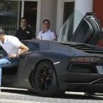 10 carros de luxo de CR7