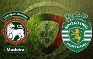 Liga NOS 16/17 18.ª jornada: Marítimo 2-2 Sporting
