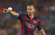 OFICIAL: Mascherano deixa o Barcelona