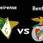 Taça da Liga 15/16 – Grupo B | Jornada 3: Moreirense 1-6 Benfica