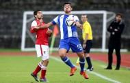 Rafa Soares a caminho do Fulham