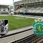 Liga NOS 17/18 | Jornada 3: Vitória Guimarães 0-5 Sporting CP
