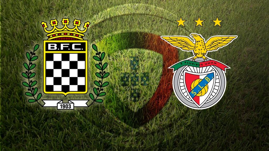Liga NOS 17/18 | Jornada 6: Boavista 2-1 SL Benfica