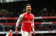 Arsenal recusa aumentar o salário a Ozil