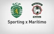 Taça da Liga 17/18 – Grupo B | Jornada 1: Sporting CP vs Marítimo