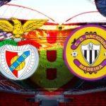 Liga NOS 16/17 | 20ª jornada: Benfica vs Nacional