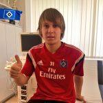 OFICIAL: Alen Halilovic assina pelo Hamburgo
