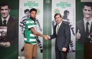 OFICIAL: André Souza no Sporting