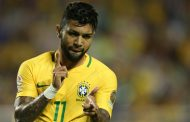 Gabriel Barbosa no Benfica com cláusula de compra