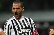 Leonardo Bonucci falha embate com o FC Porto