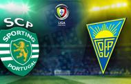 Liga NOS 16/17 | 6ª Jornada: Sporting vs Estoril