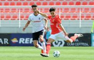YOUTH LEAGUE: Benfica vence Nápoles