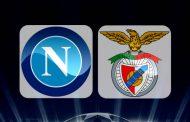 Liga dos Campeões 16/17 | 2ª jornada Grupo B: Nápoles vs SL Benfica