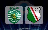 Liga dos Campeões 16/17 | 2ª jornada Grupo F: Sporting vs Legia