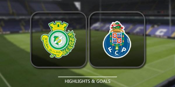Liga NOS 16/17 | 9ª Jornada: Vit. Setúbal 0-0 FC Porto