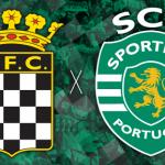 Liga NOS 16/17 | 11.ª jornada: Boavista 0-1 Sporting