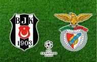 Liga dos Campeões 16/17 | 5ª jornada Grupo B: Besiktas vs SL Benfica