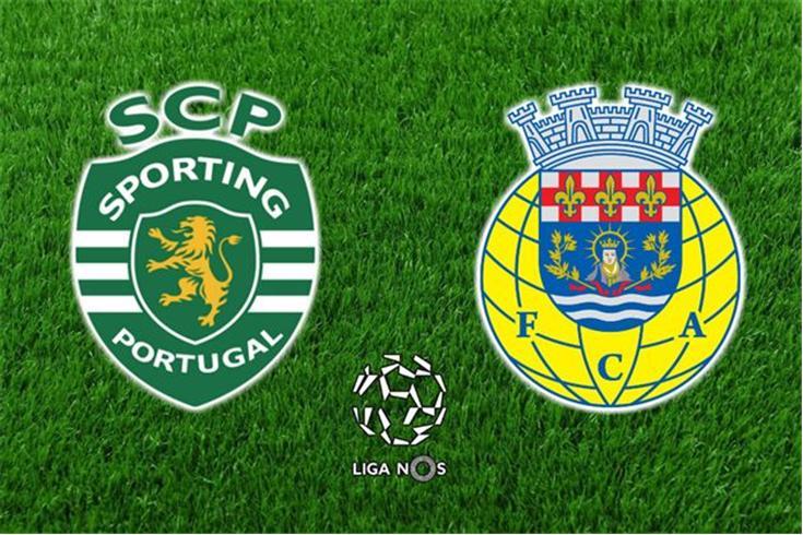 Liga NOS 16/17 | 9ª Jornada: Sporting 3-0 Arouca