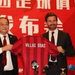 OFICIAL: Villas-Boas deixa Shanghai SIPG