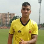 Benfica compra passe de Arango, avançado colombiano de 21 anos