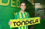Pedro Nuno emprestado pelo Benfica ao Tondela