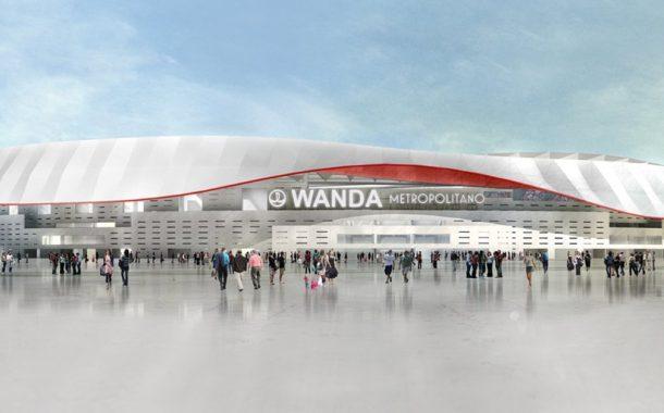 Atlético de Madrid muda de símbolo e estádio