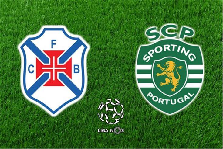 Liga NOS 16/17 15.ª jornada: Belenenses 0-1 Sporting CP